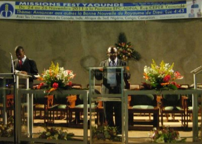 2011 Yaounde